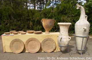 Keramikinventar
