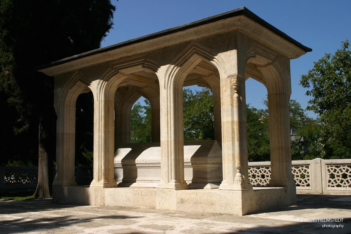 Mausoleum von Süleyman Celebi in Bursa