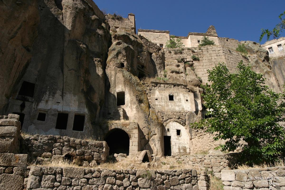 Altes Kloster in Güzelyurt