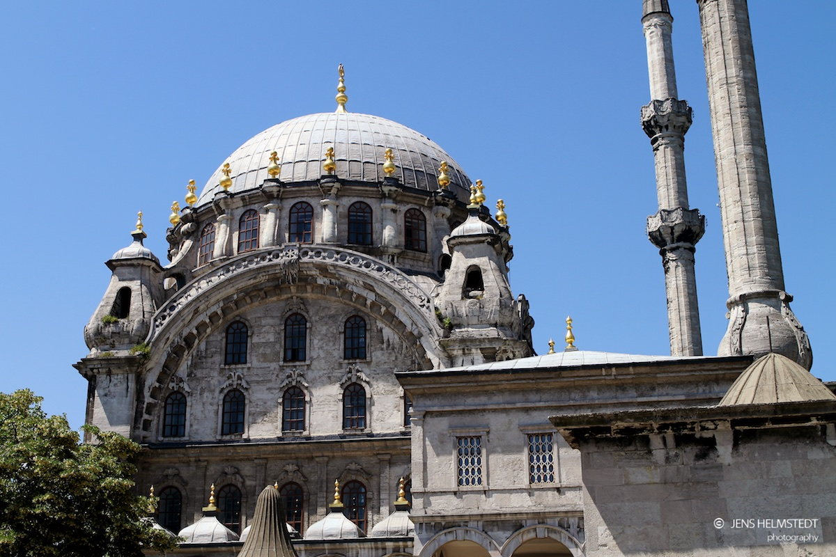 Nusretiye-Moschee in Istanbul