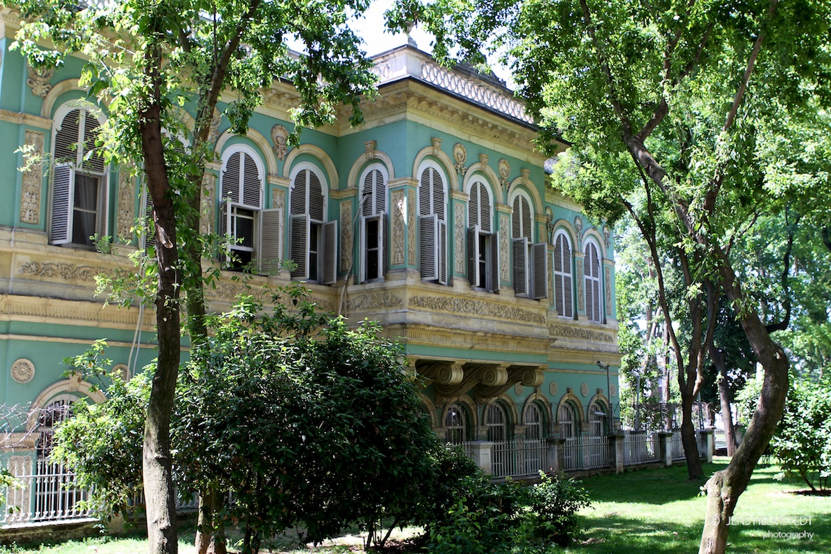 Tophane-Pavilion in Istanbul