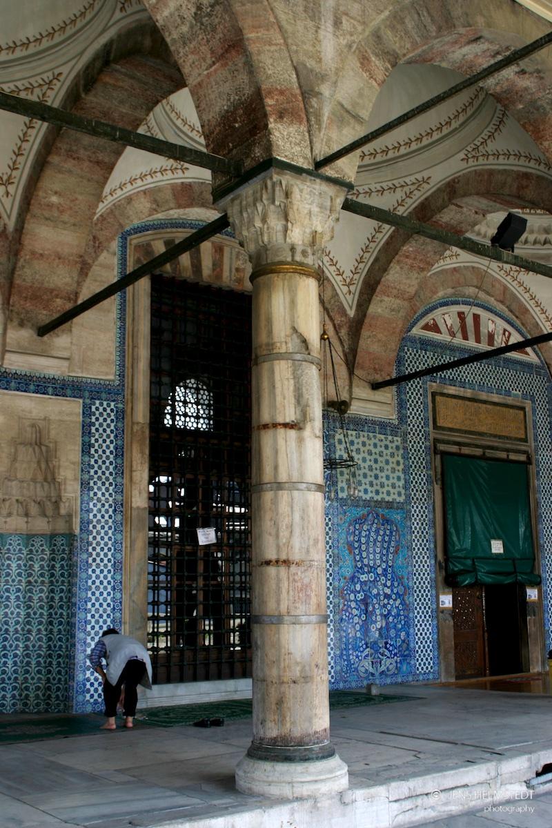 Rüstem-Paşa-Moschee in Istanbul