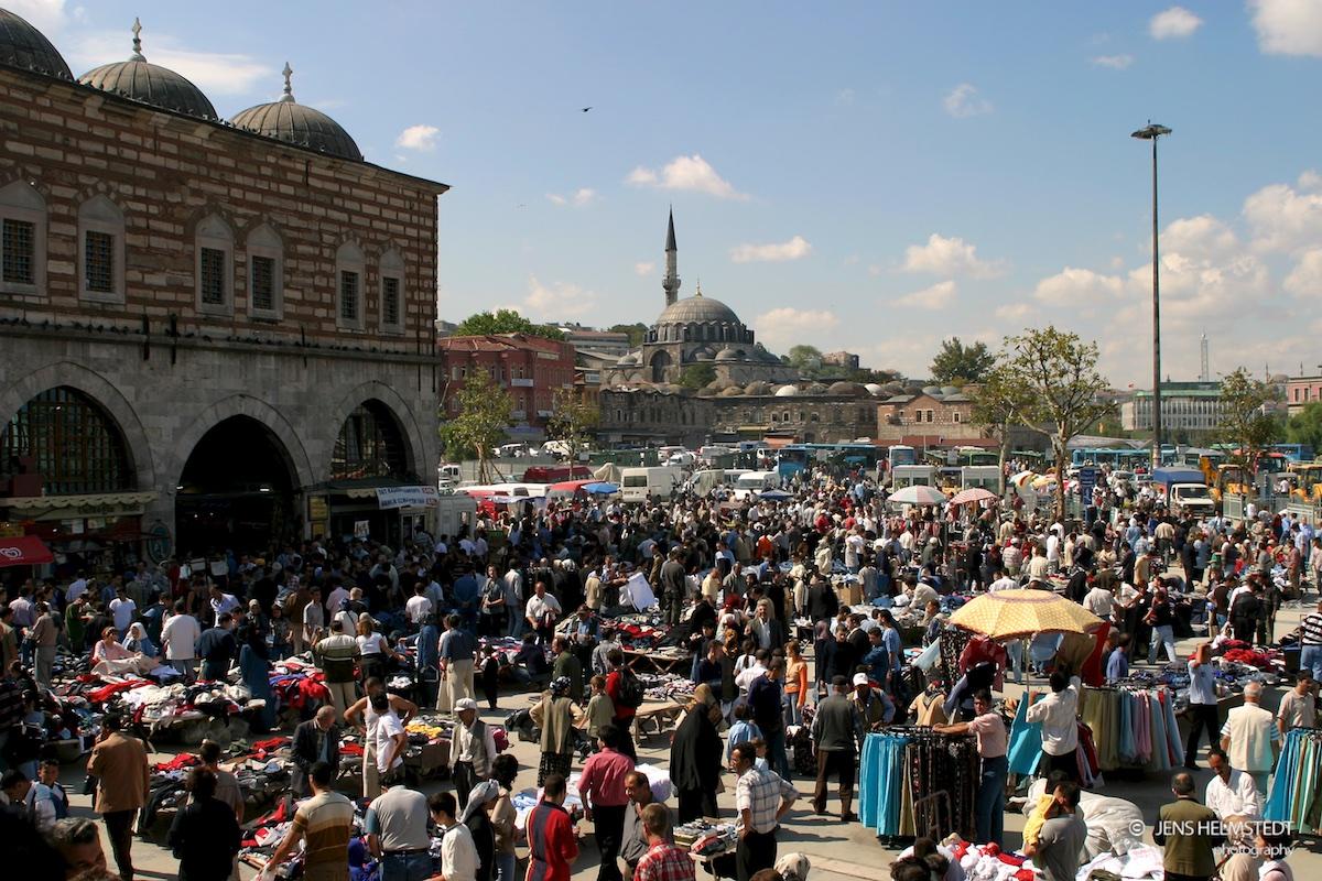 Markt in Eminönü