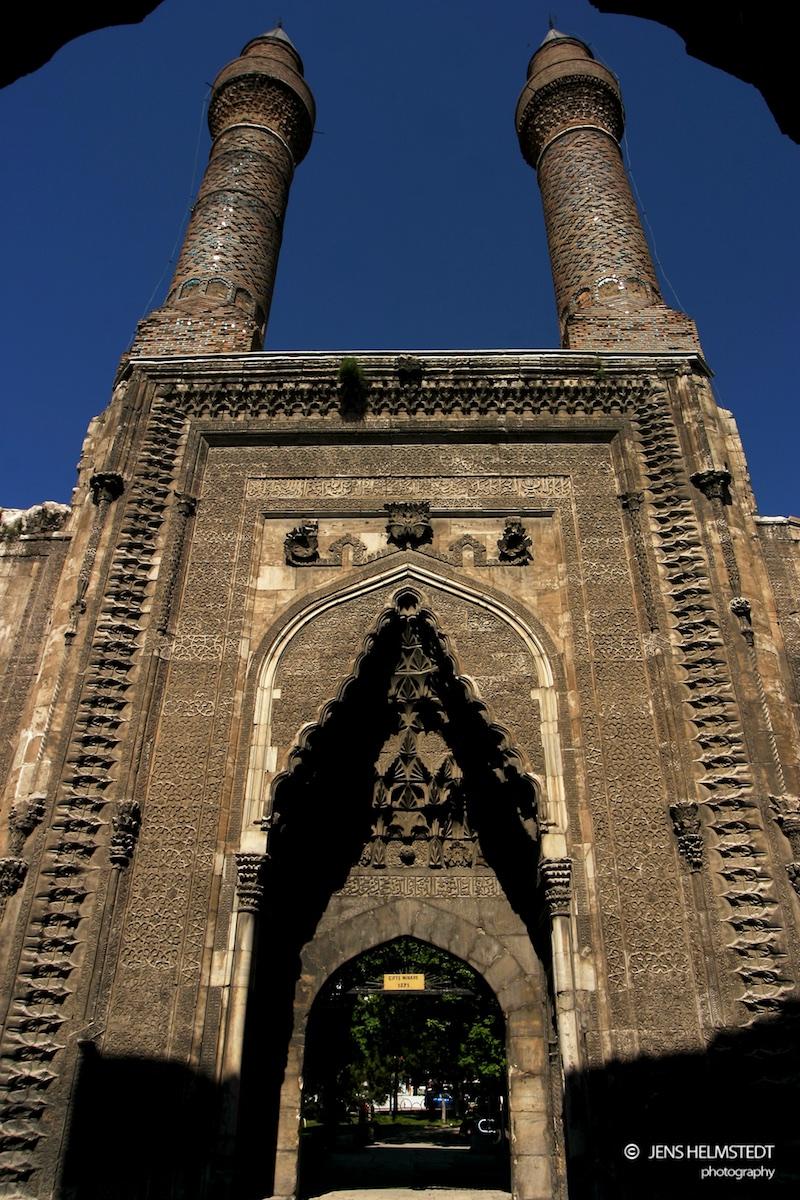 Çifte Minareli Medrese in Sivas