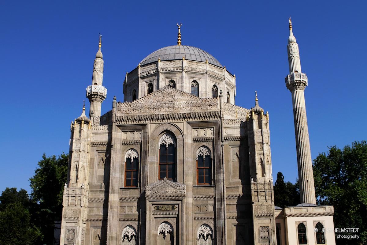 Pertevniyal Valide Sultan Moschee in Istanbul