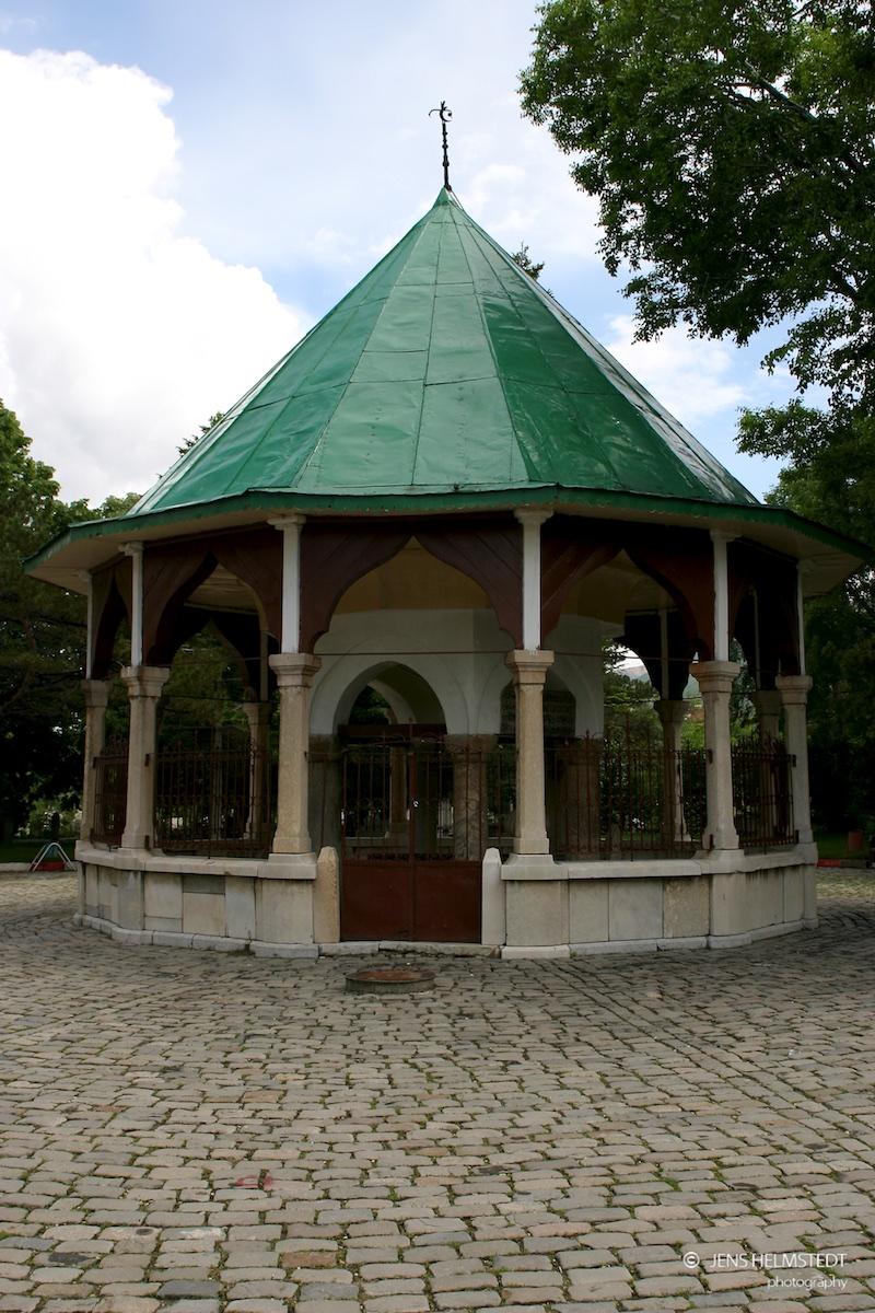 Grabmal von Nasreddin Hoca in Aksehir