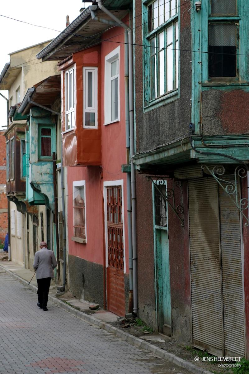 Altstadt in Aksehir