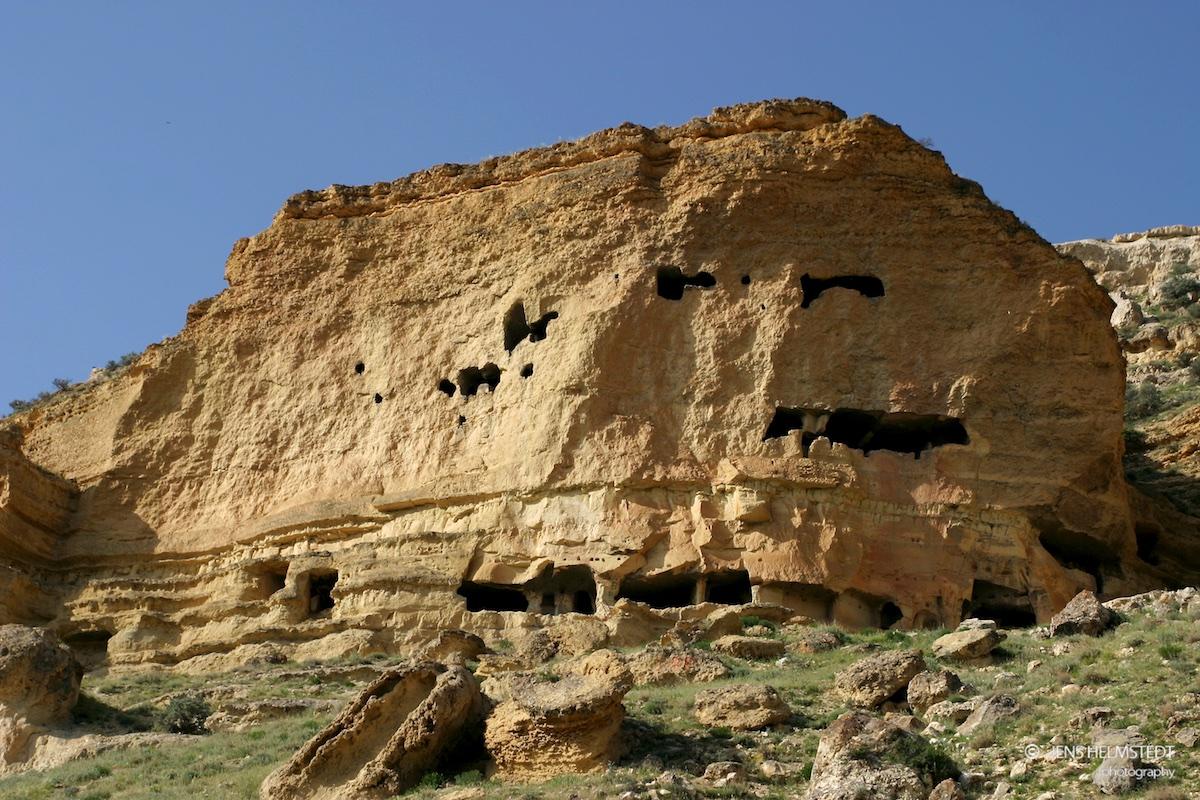 Manazan-Höhle in der Karaman-Region
