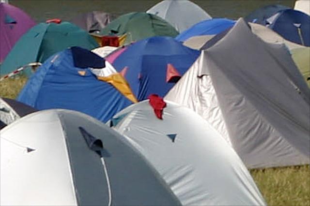 Camping-Zelte