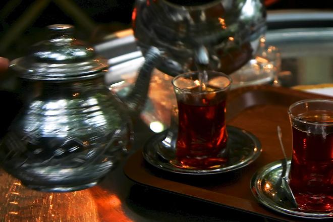 çay - Türkischer Tee