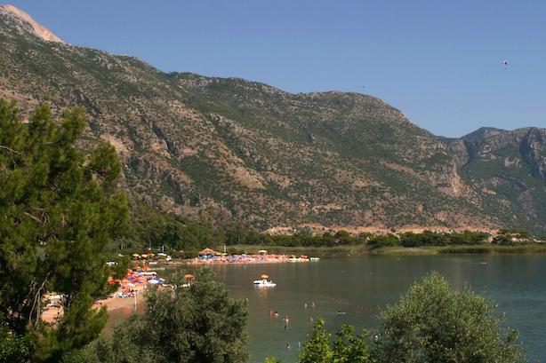 Bucht von Ölüdeniz bei Fethiye