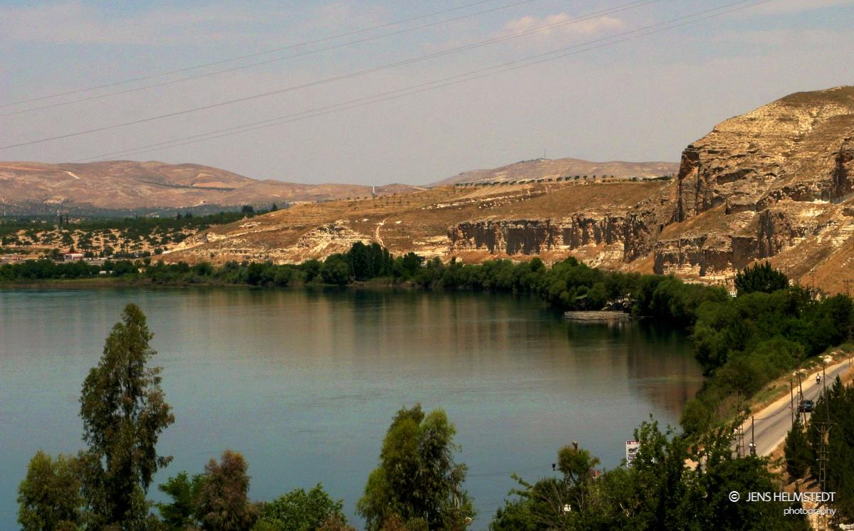 Euphrat bei Birecik