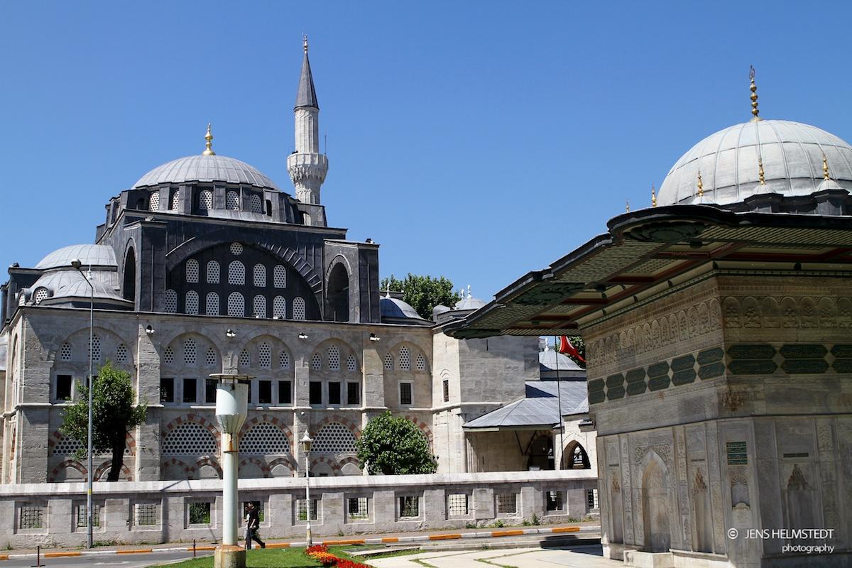 Kiliç Ali-Moschee in Istanbul