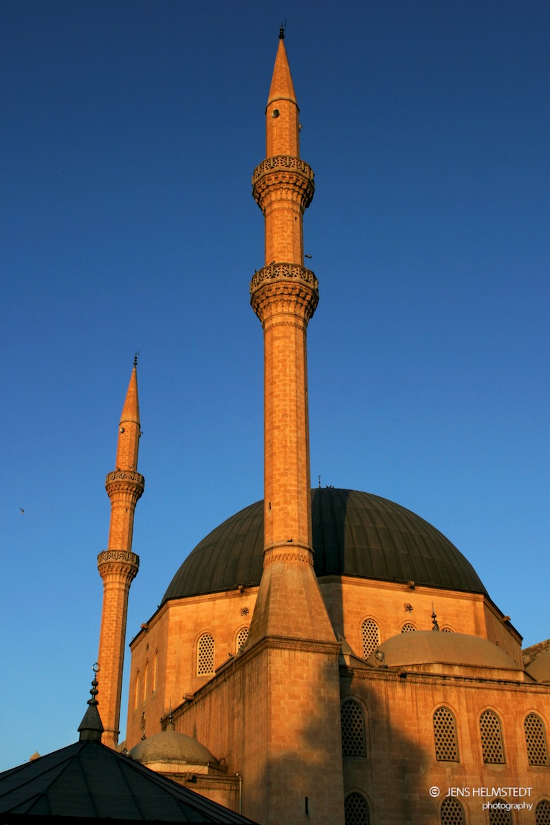 Yeni Mevlid-i Halil Moschee in Urfa