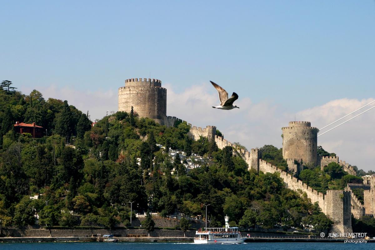 Rumeli Hisarı - Festung am Bosporus