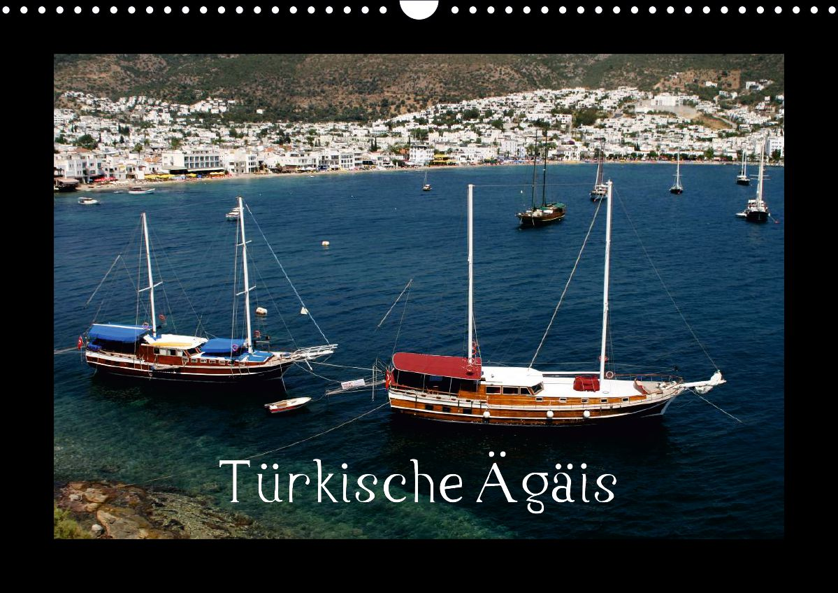 Türkische Ägäis Kalender