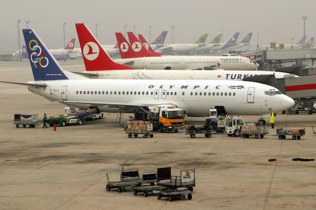 Istanbul - Atatürk Flughafen