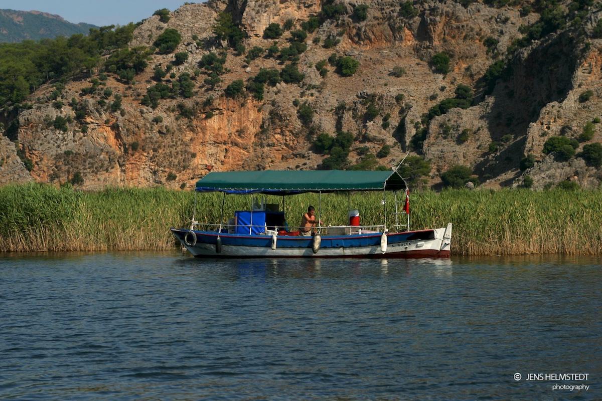 Fischer im Dalyan Delta