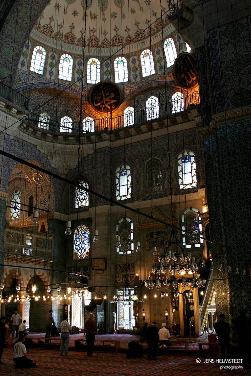 Yeni-Moschee in Istanbul
