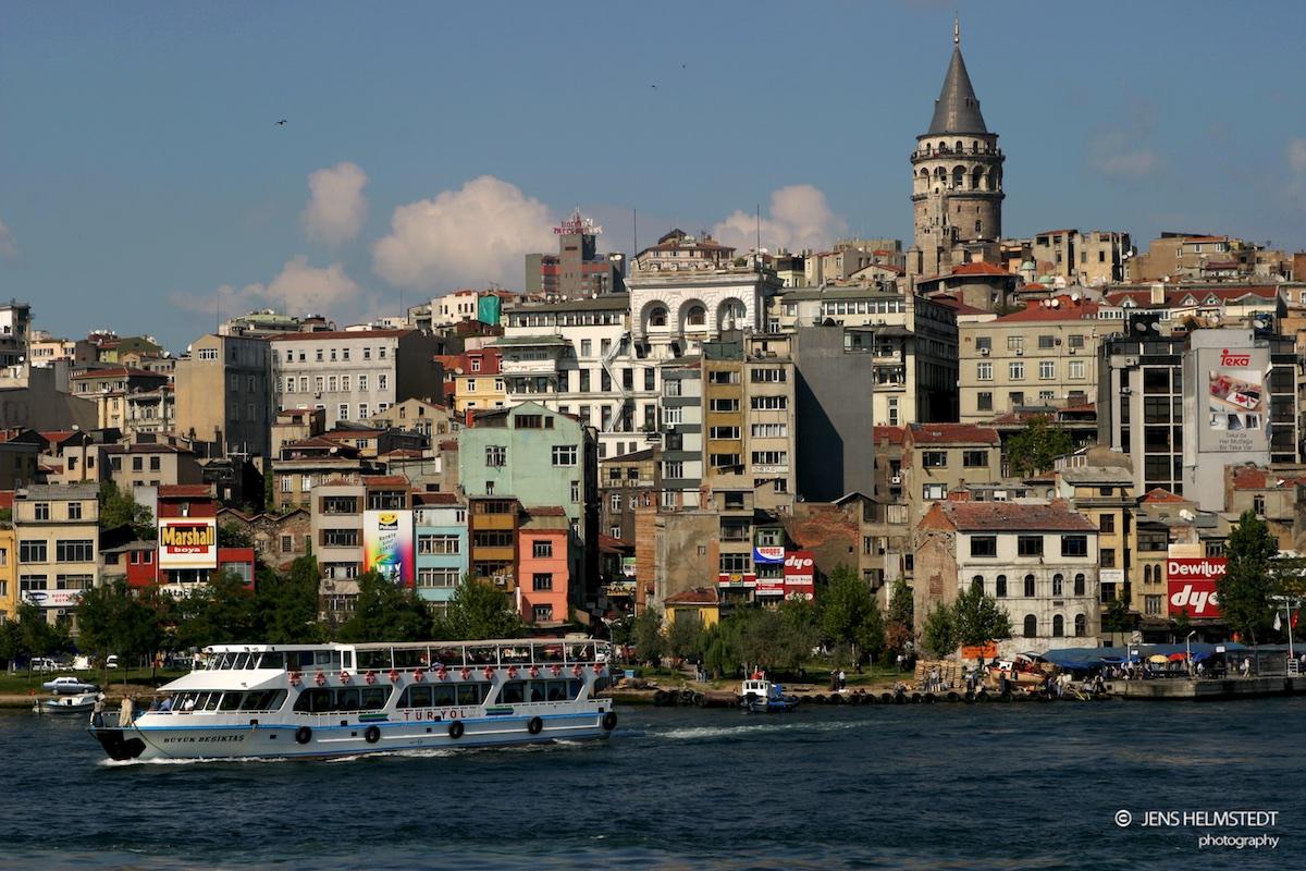 Galata in Istanbul