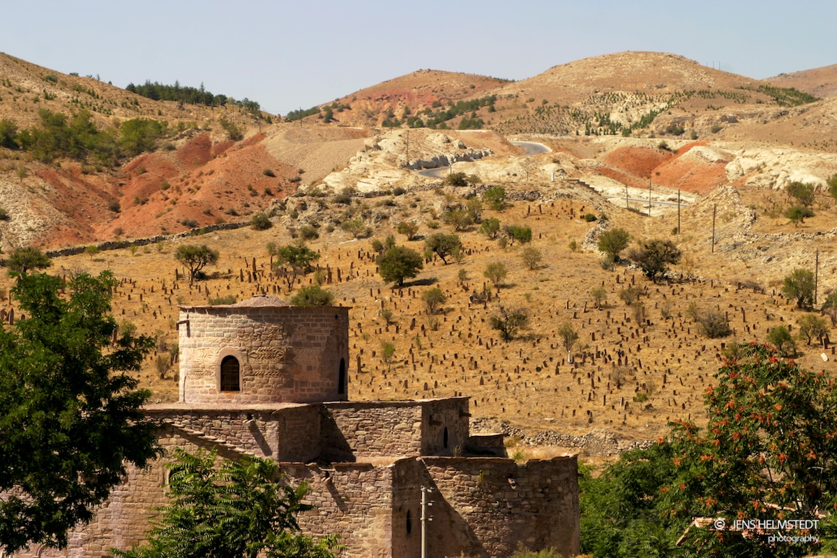Byzantinische Kirche Hagia Eleni in Sille