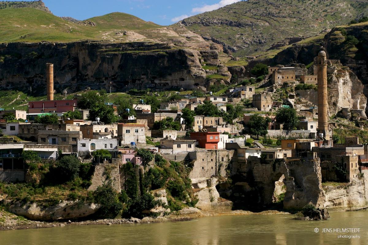 Hasankeyf am Tigris
