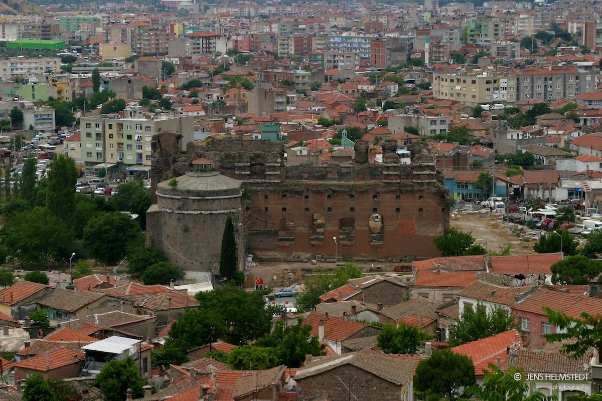 Rote Basilika Pergamon