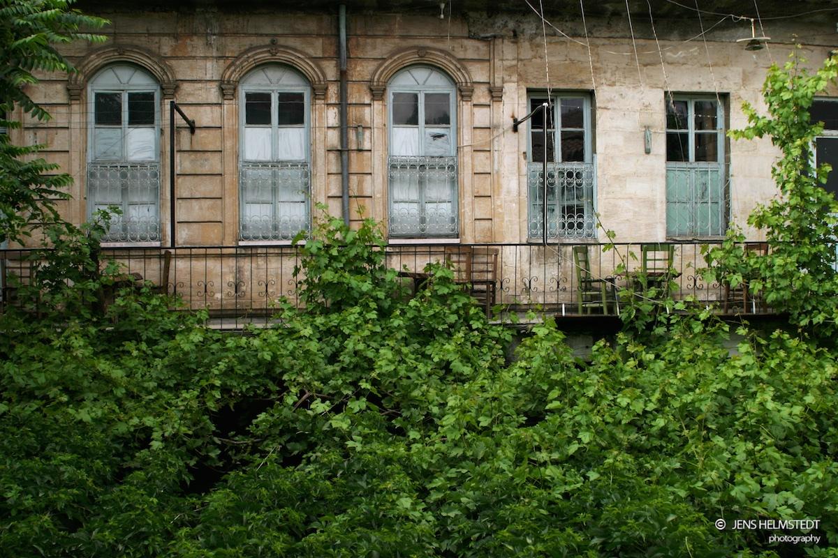 Altes Haus in Gaziantep