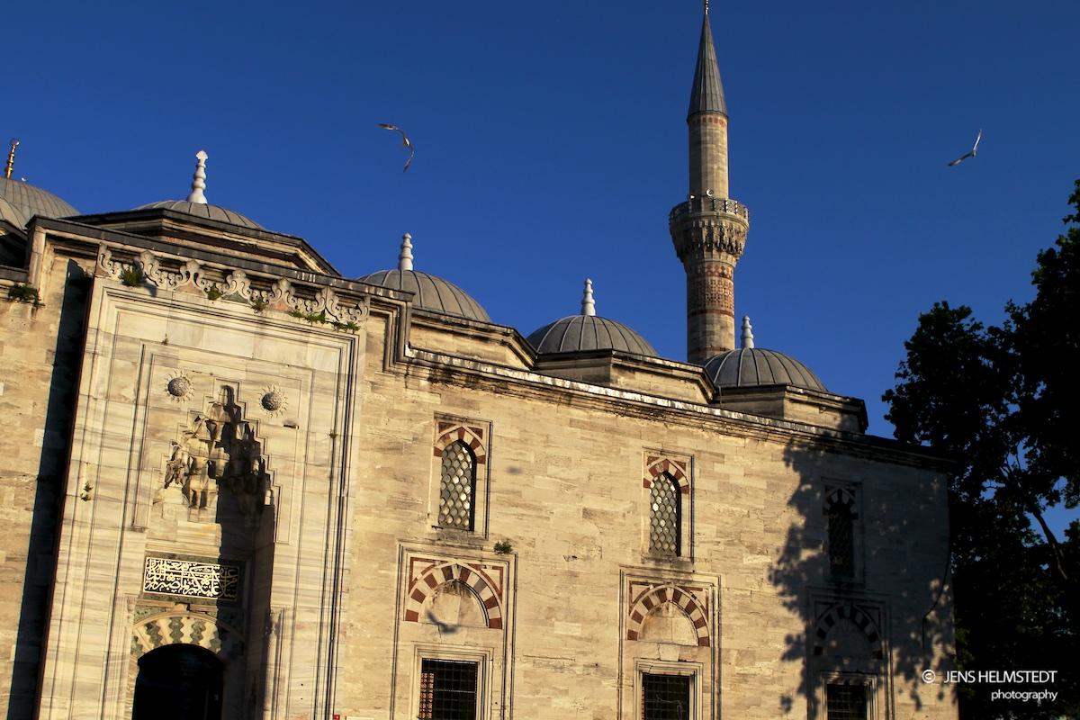 Beyazıt Moschee in Istanbul