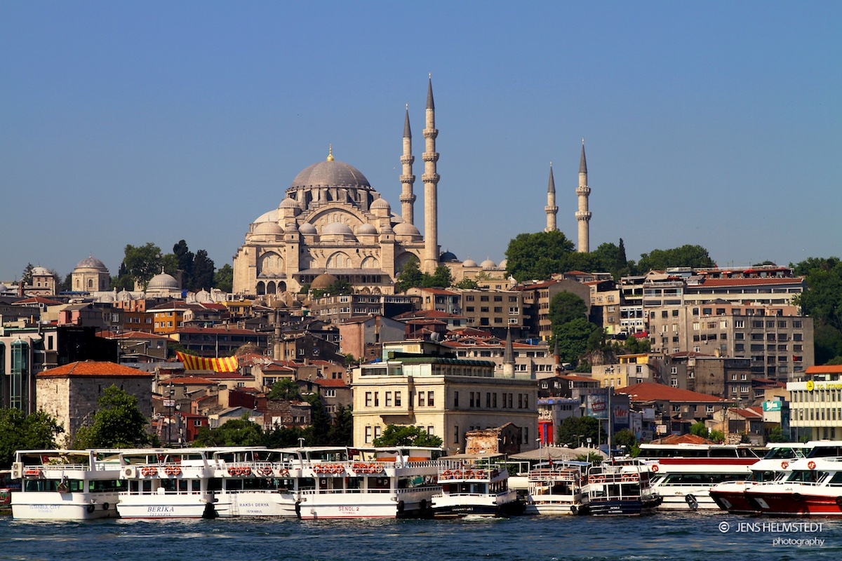Süleymaniye Moschee in Istanbul