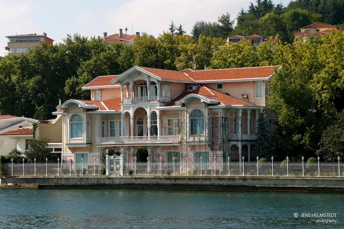 Alte Villa am Bosporus