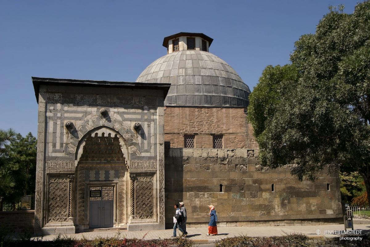 Karatay Medrese in Konya
