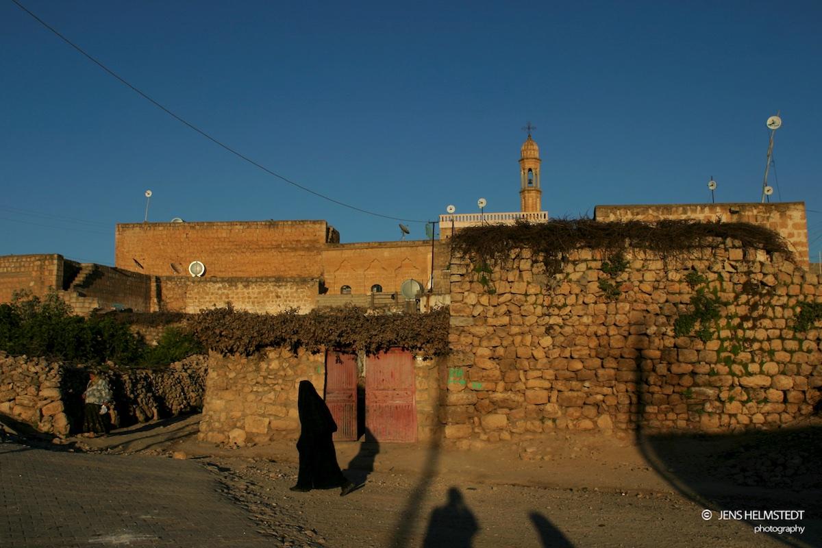 Die Altstadt von Midyat