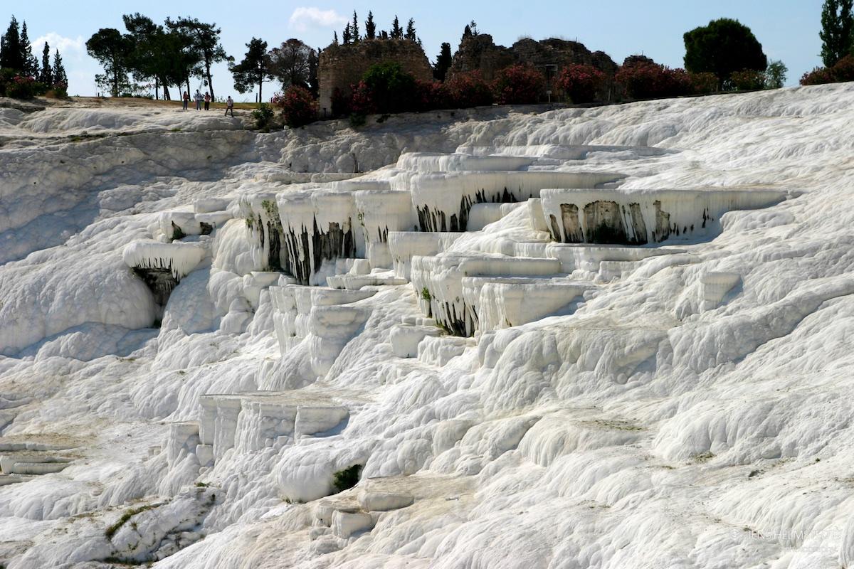 Kalksteinterrassen Pamukkale