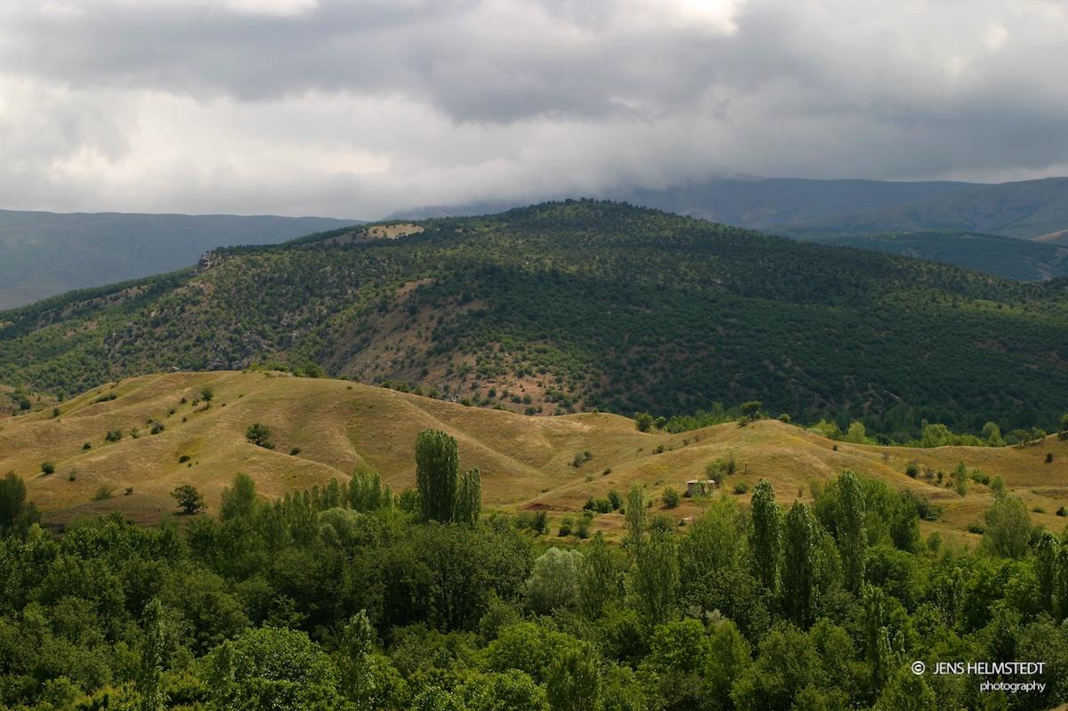 Landschaft bei Yalvaç