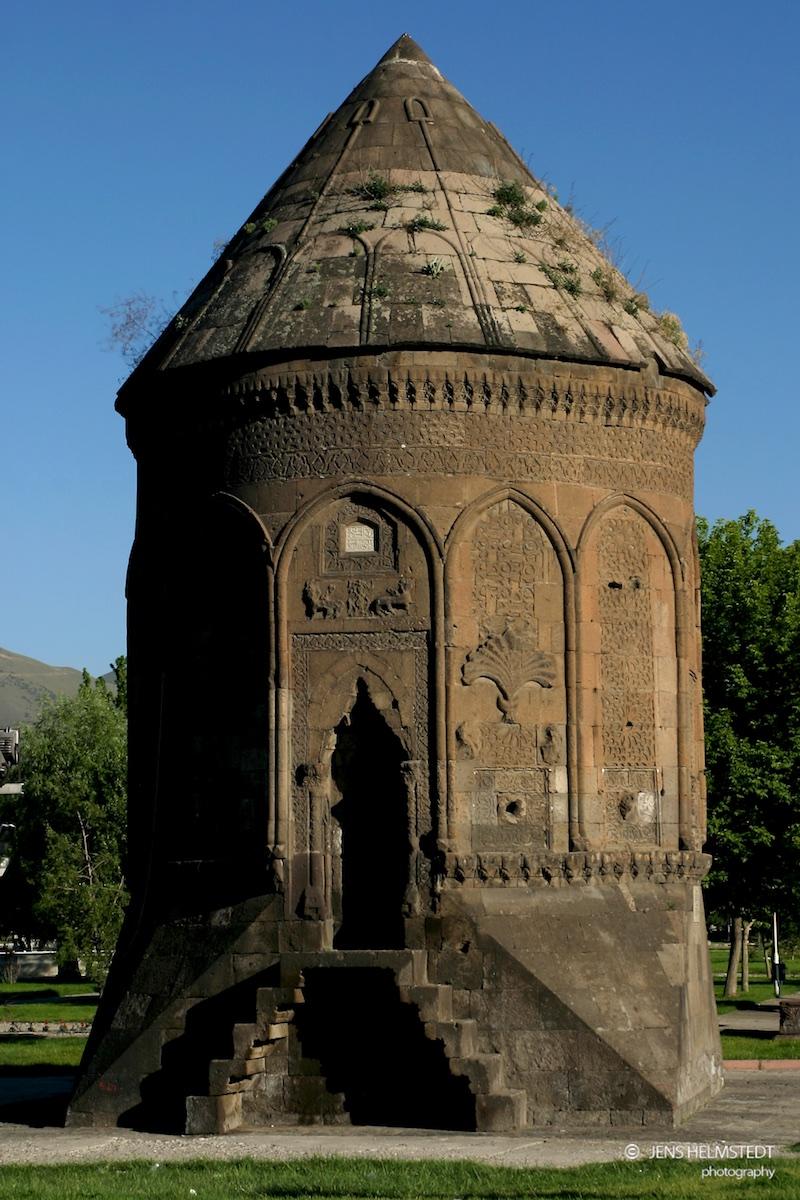Mausoleum der seldschukischen Prinzessin Shah Cihan Hatun in Kayseri