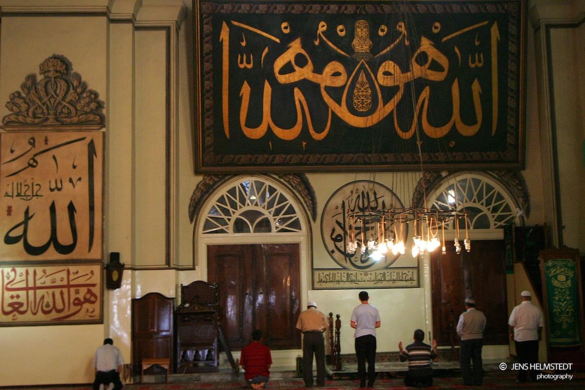 Ulu Moschee in Bursa